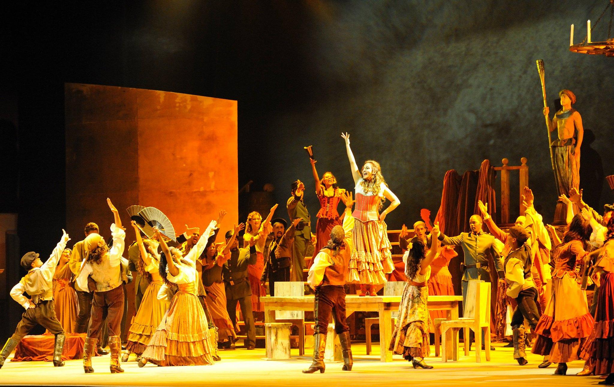 Carmen - Freunde der Opera Mauritius