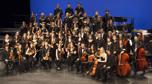 Winterthur Jugendsinfonie Orchester