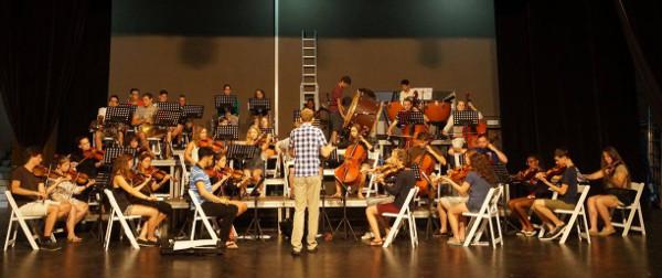 Orchester im SCT