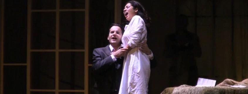 Szene aus La Traviata