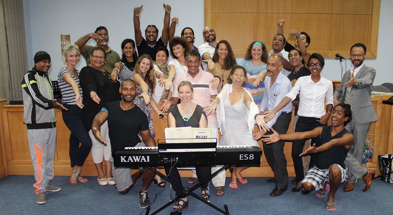 Klavier Opera Mauritius