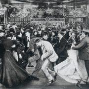 Tanzen in Paris