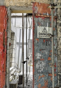 Baustelle, Danger