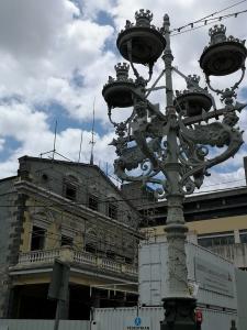Baustelle Opernhaus