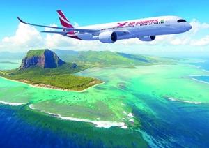 Le Morne und Air Mauritius