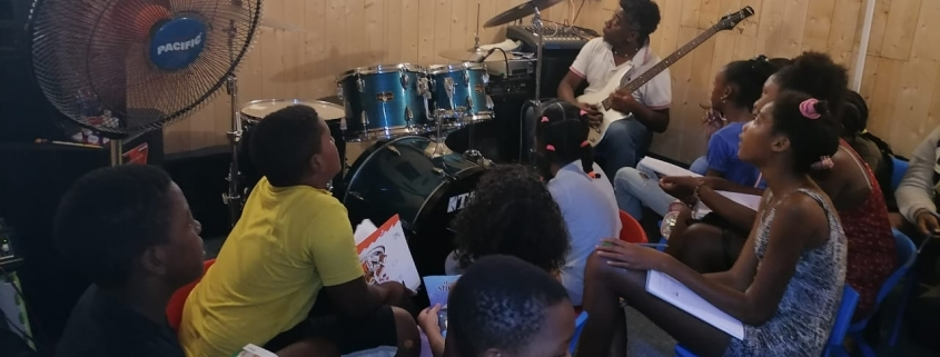 Musikunterricht TiRodrigues