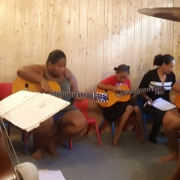 GitarrenschülerInnen von TiRodrigues